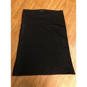 SPANX Black underskirt size L